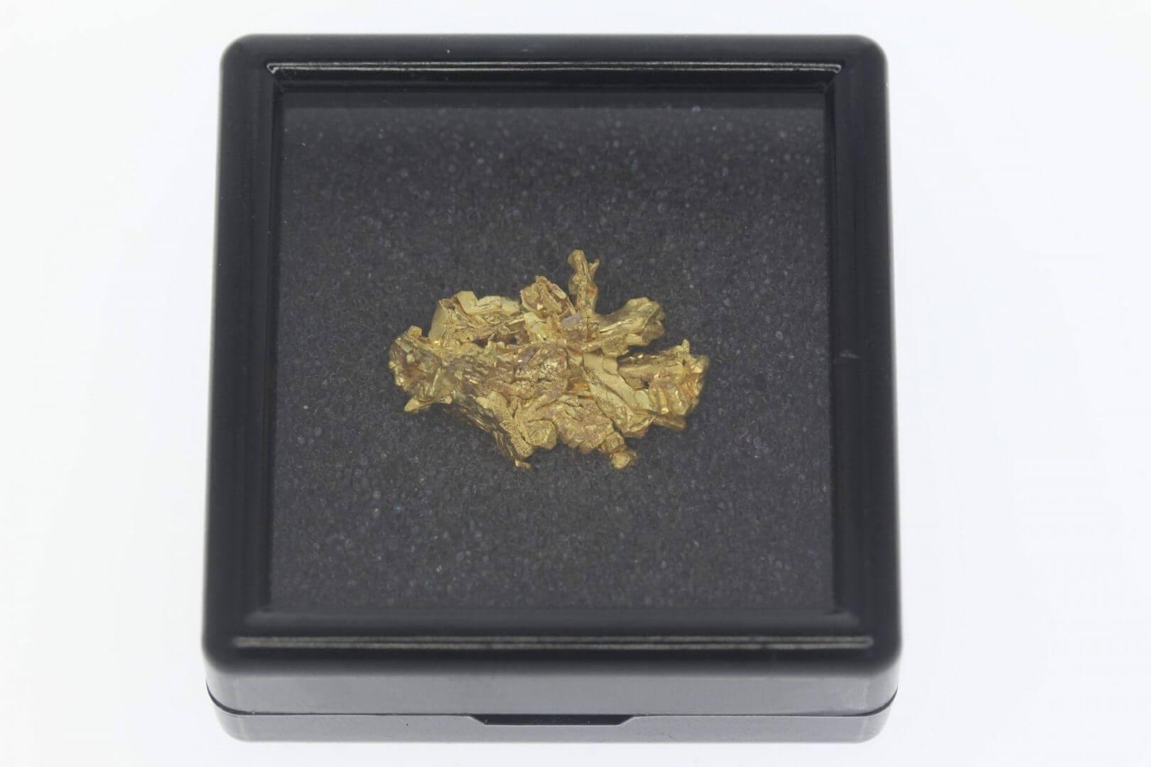 Natural Western Australian Gold Nugget - Crystalline Gold - 3.33g 7