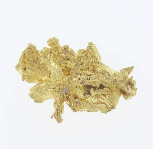 Natural Western Australian Gold Nugget - Crystalline Gold - 3.33g 1