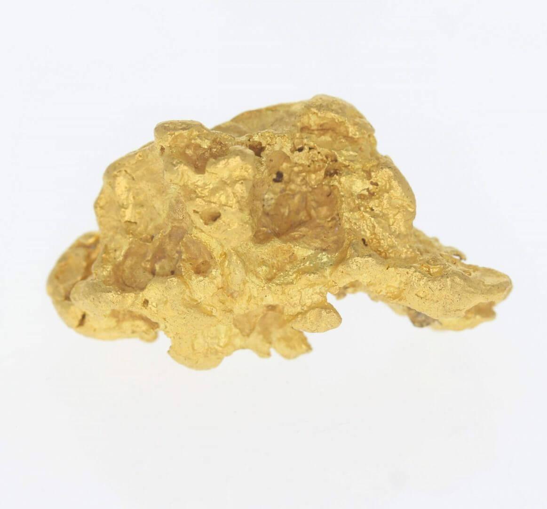 Natural Western Australian Gold Nugget - 21.33g 1