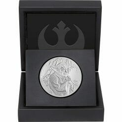 2016 Star Wars Classic - Yoda 1oz .999 Silver Proof Coin - New Zealand Mint 8