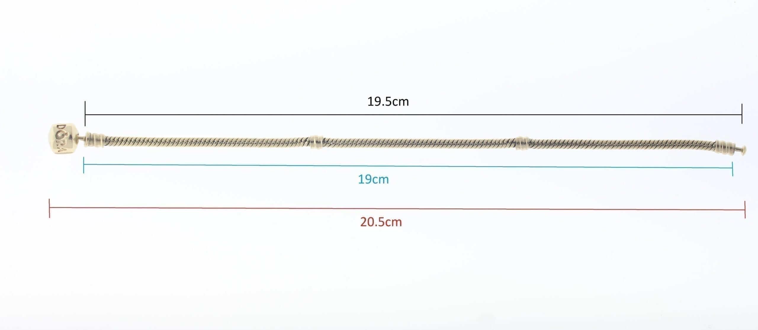 Pandora Moments 14ct Gold Charm Bracelet - 550702 - ALE 585 2