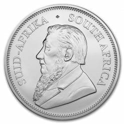 2019 Silver Krugerrand 1oz .999 Silver Bullion Coin 3