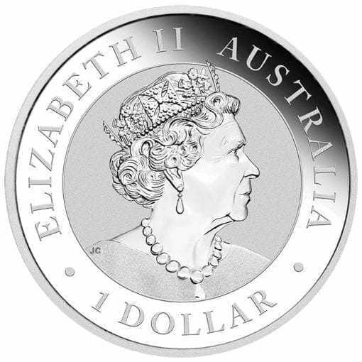 2019 Australian Wedge-Tailed Eagle 1oz .9999 Silver Bullion Coin 3
