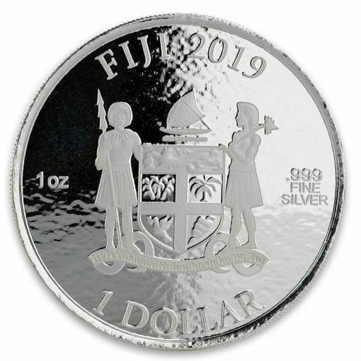 2019 1oz .999 Silver Coca-Cola Santa Holiday Coin - Limited Mintage Collectible 4