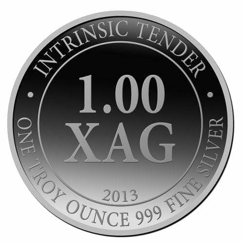 2013 Buffalo 1oz .999 Silver Bullion Coin 2