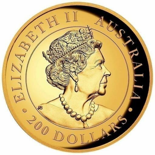 2019 Australian Wedge-Tailed Eagle 2oz Gold Proof High Relief Coin 4