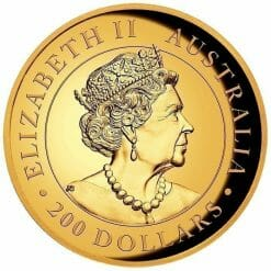 2019 Australian Wedge-Tailed Eagle 2oz Gold Proof High Relief Coin 8