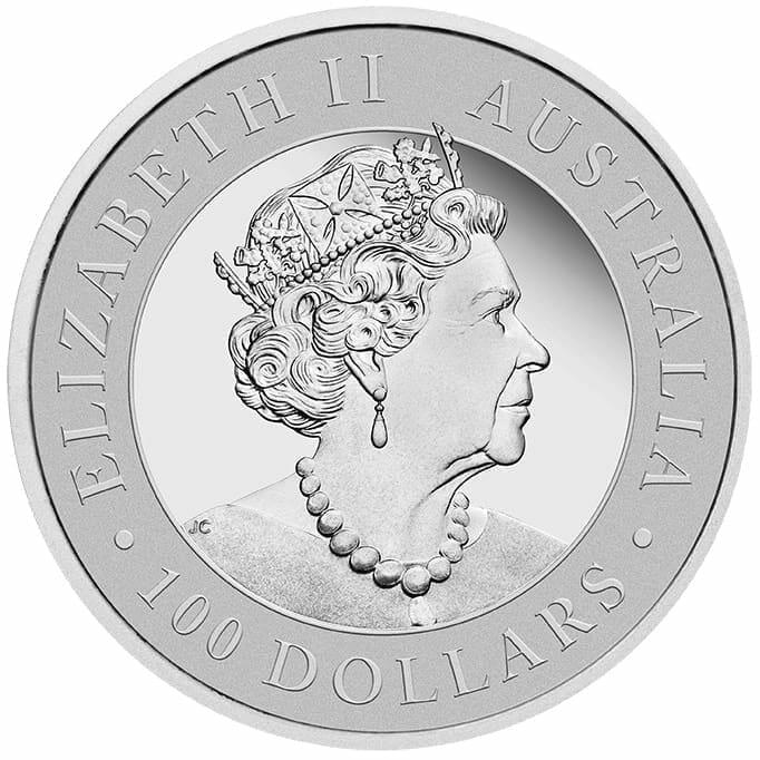 2019 Australian Wedge-Tailed Eagle 1oz Platinum Proof Coin 4