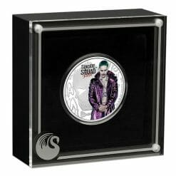 2019 Suicide Squad - Joker 1oz Silver Proof Coin 7