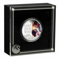 2019 Gone with the Wind 80th Anniversary 1oz Silver Proof Coin 9