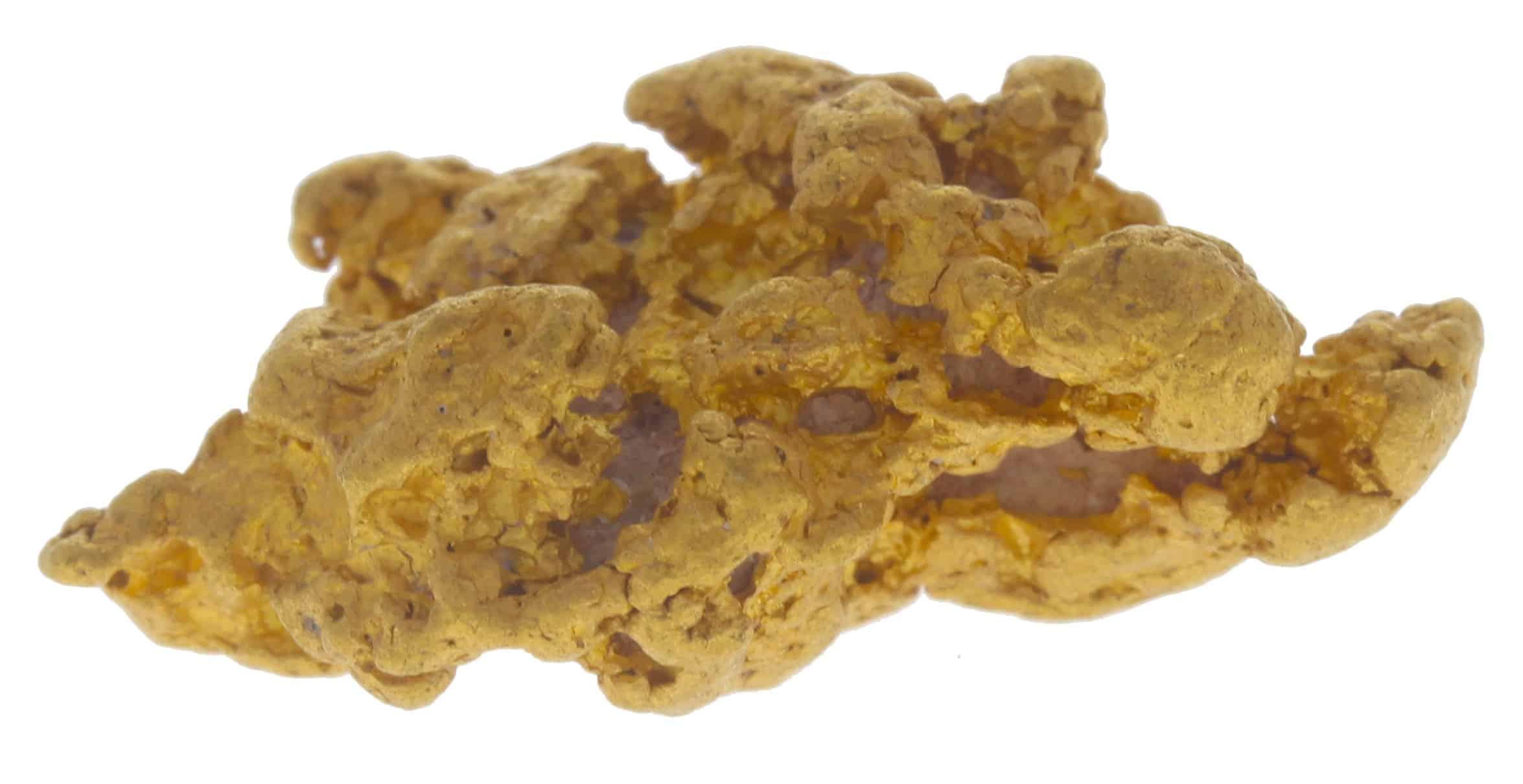 Natural Western Australian Gold Nugget - 12.14g 2