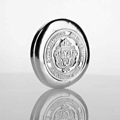 Scottsdale 5oz Round Silver Bullion Button 5