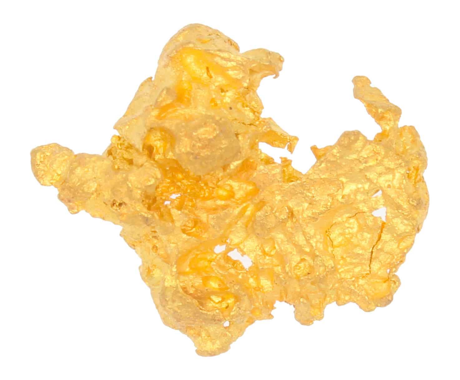 Natural Western Australian Gold Nugget - 1.56g 2
