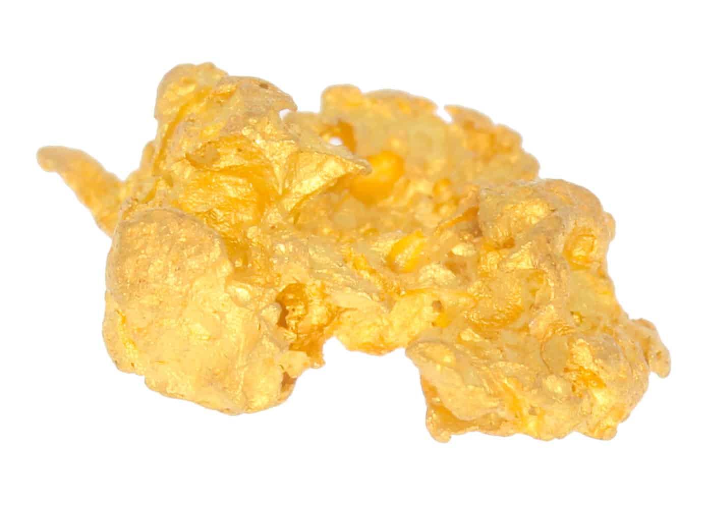 Natural Western Australian Gold Nugget - 1.56g 3
