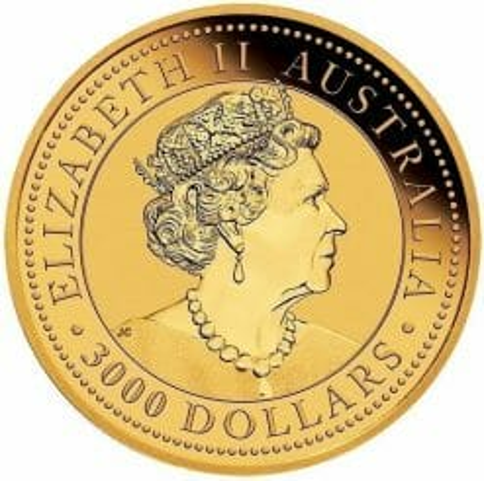 2019 Australian Kangaroo 1kg Gold Bullion Coin 5