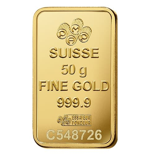 Lady Fortuna 50g .9999 Gold Minted Bullion Bar 4