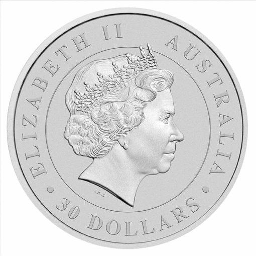 2016 Australian Koala 1kg Silver Bullion Coin 3