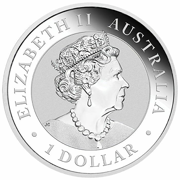 2019 Australian Emu 1oz .9999 Silver Bullion Coin 2