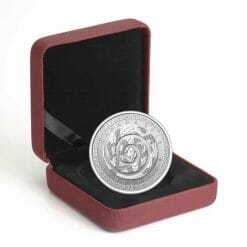 2013 Year of the Snake (Chinese Character) $10 1/2oz .9999 Silver Proof Coin 5