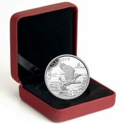2014 Bald Eagle With Fish $20 1oz .9999 Silver Proof Coin 5
