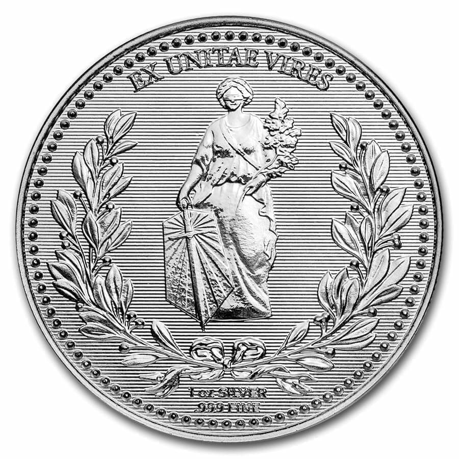 John Wick - The Continental 1oz .999 Silver Bullion Coin 2