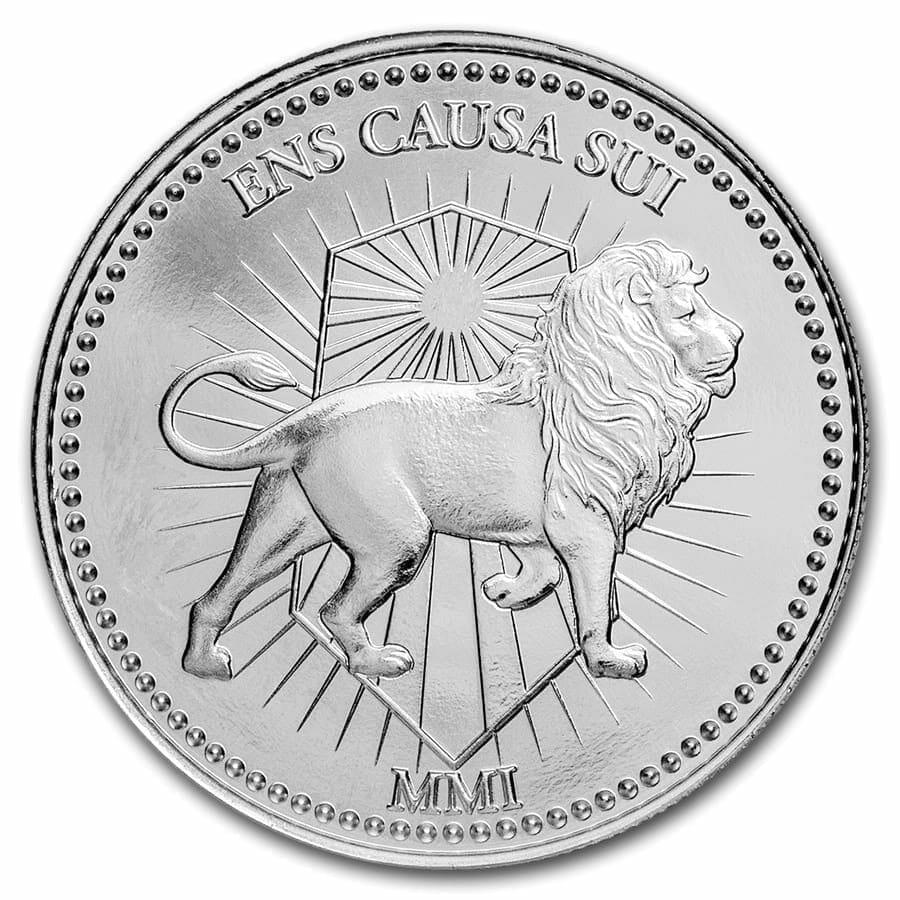 John Wick - The Continental 1oz .999 Silver Bullion Coin 1