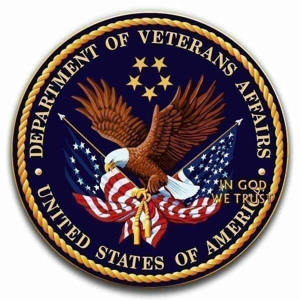 2019 Veterans Affairs American Silver Eagle Coloured 1oz .999 Silver Coin 1