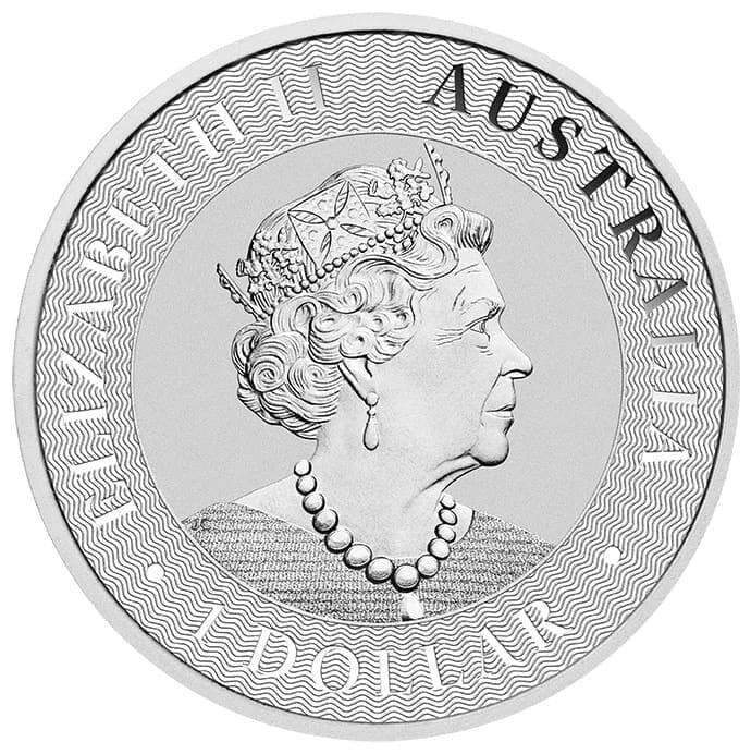 2020 Australian Kangaroo 1oz .9999 Silver Bullion Coin (250oz Monsterbox) 3