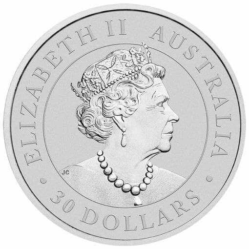 2020 Australian Koala 1kg .9999 Silver Bullion Coin 3