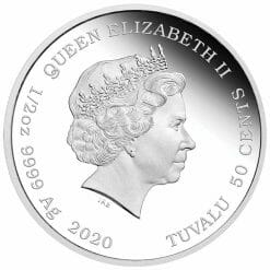 2020 Baby Mouse 1/2oz .9999 Silver Proof Coin 8
