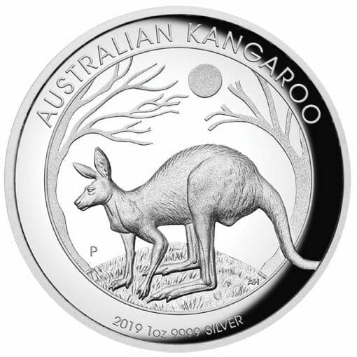 2019 Australian Animals 1oz .9999 High Relief Silver Proof 3 Coin Collection 2