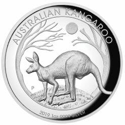 2019 Australian Animals 1oz .9999 High Relief Silver Proof 3 Coin Collection 11