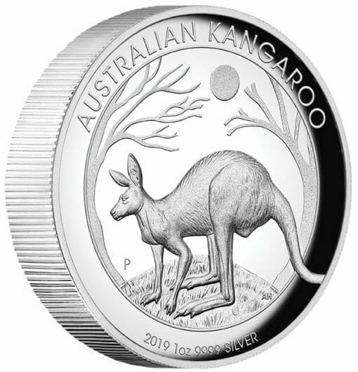 2019 Australian Animals 1oz .9999 High Relief Silver Proof 3 Coin Collection 6