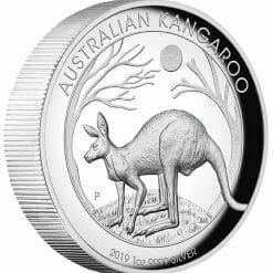 2019 Australian Animals 1oz .9999 High Relief Silver Proof 3 Coin Collection 15