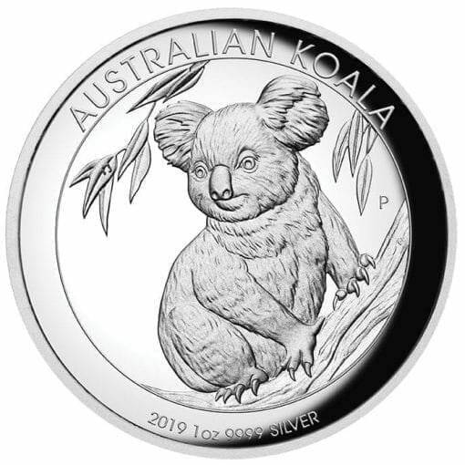 2019 Australian Animals 1oz .9999 High Relief Silver Proof 3 Coin Collection 3
