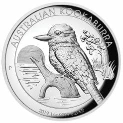2019 Australian Animals 1oz .9999 High Relief Silver Proof 3 Coin Collection 13