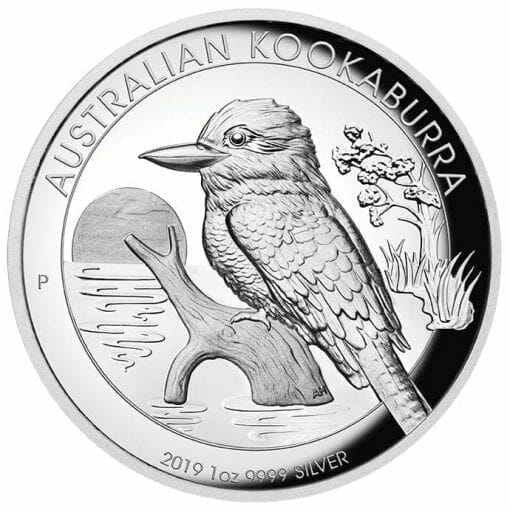 2019 Australian Animals 1oz .9999 High Relief Silver Proof 3 Coin Collection 4