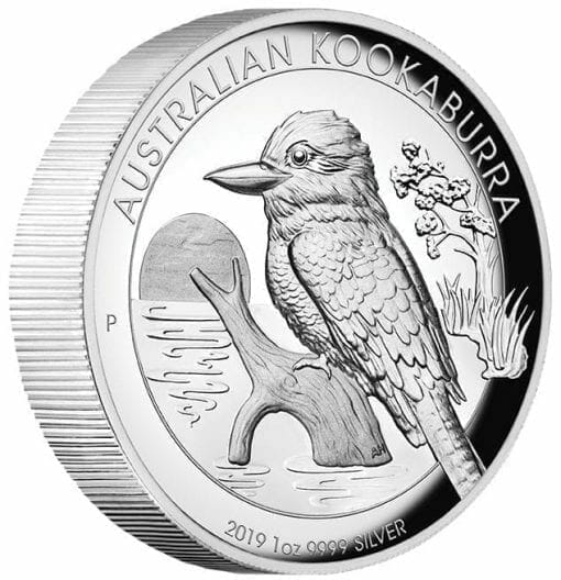 2019 Australian Animals 1oz .9999 High Relief Silver Proof 3 Coin Collection 8