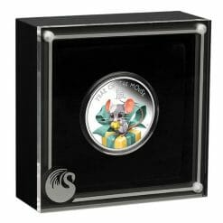 2020 Baby Mouse 1/2oz .9999 Silver Proof Coin 6