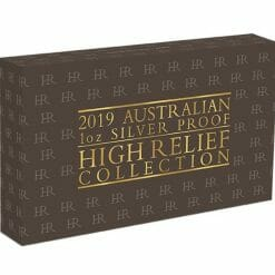 2019 Australian Animals 1oz .9999 High Relief Silver Proof 3 Coin Collection 19