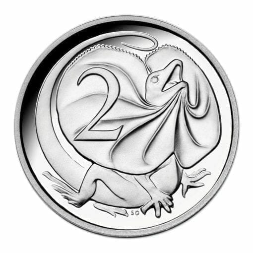 2011 Two Coin Fine Silver Proof Set - 1c / 2c 2