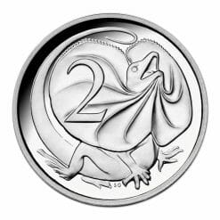 2011 Two Coin Fine Silver Proof Set - 1c / 2c 5