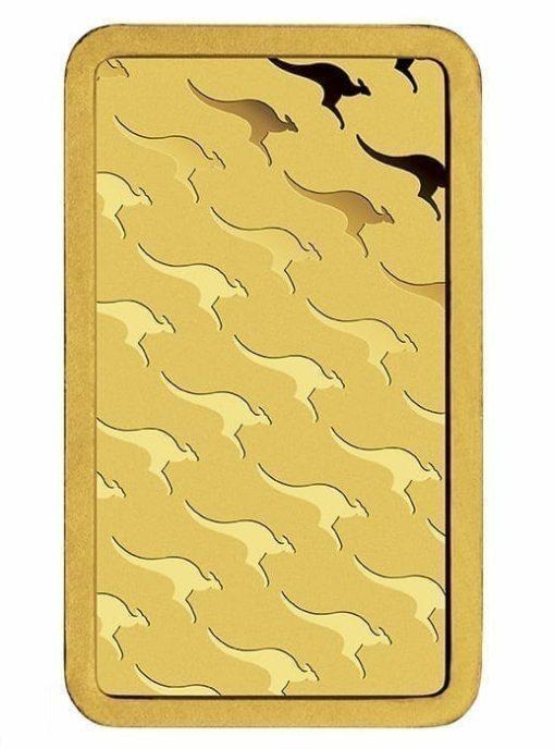 Perth Mint 100g .9999 Gold Minted Bullion Bar 4
