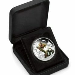 2012 Dragons of Legend - Chinese Dragon 1oz Silver Proof Coin 6