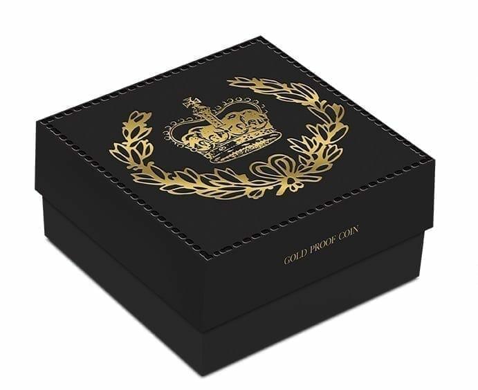 2017 Australia Half Sovereign Gold Proof Coin 5