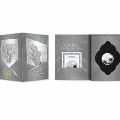 2019 Oak Leaf 1oz .9999 Silver Proof Coin 5
