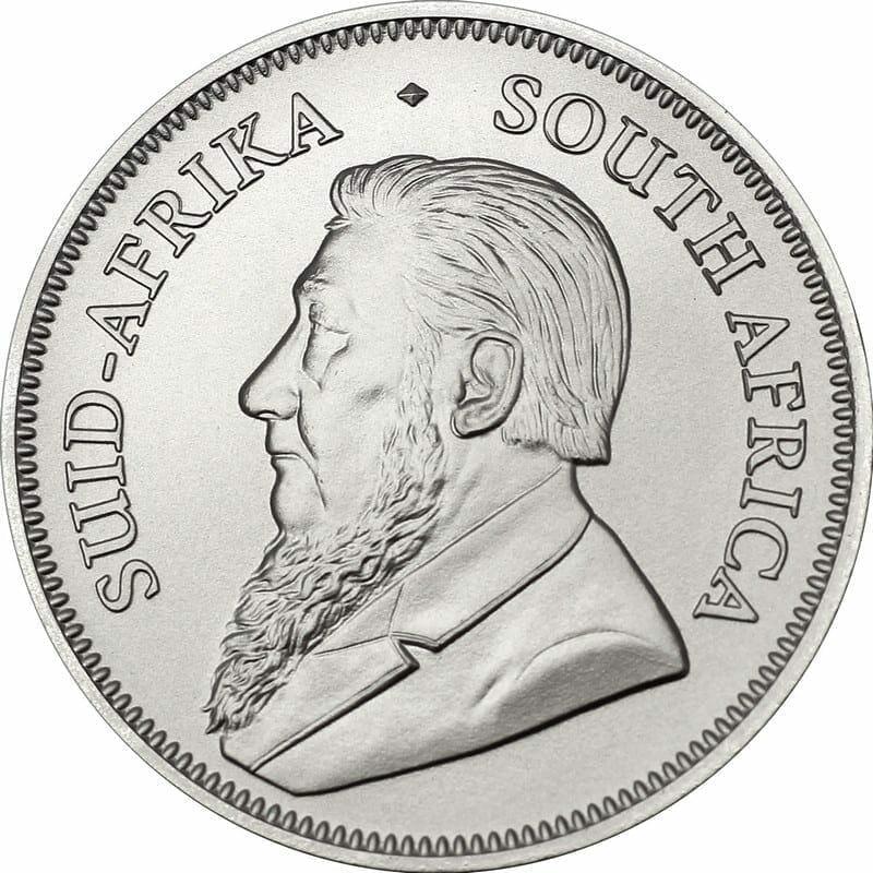 2020 Silver Krugerrand 1oz .999 Silver Bullion Coin Monster Box (500 Coins) 3