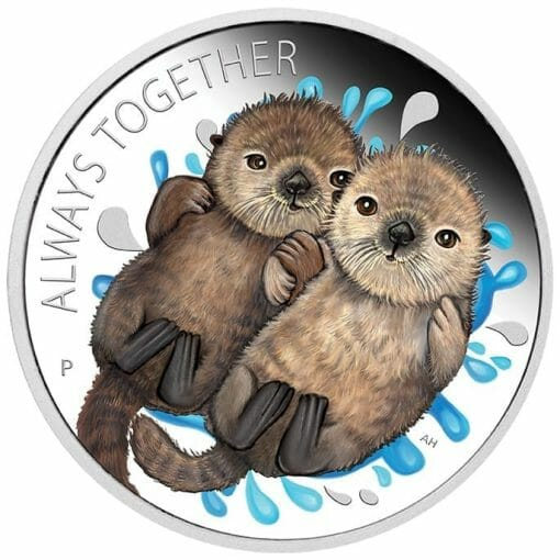 2020 Always Together 1/2oz .9999 Silver Proof Coin 1