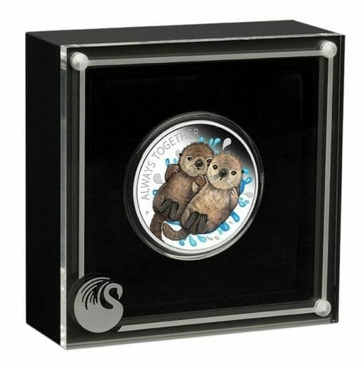 2020 Always Together 1/2oz .9999 Silver Proof Coin 4
