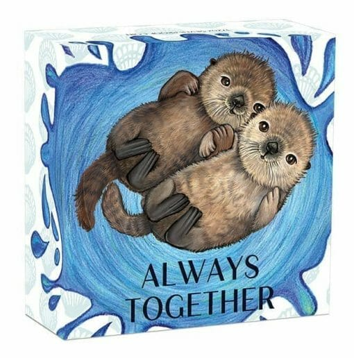 2020 Always Together 1/2oz .9999 Silver Proof Coin 5